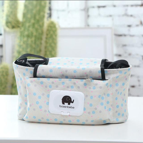 Baby Stroller Organizer Superior Quality Oxford Fabric