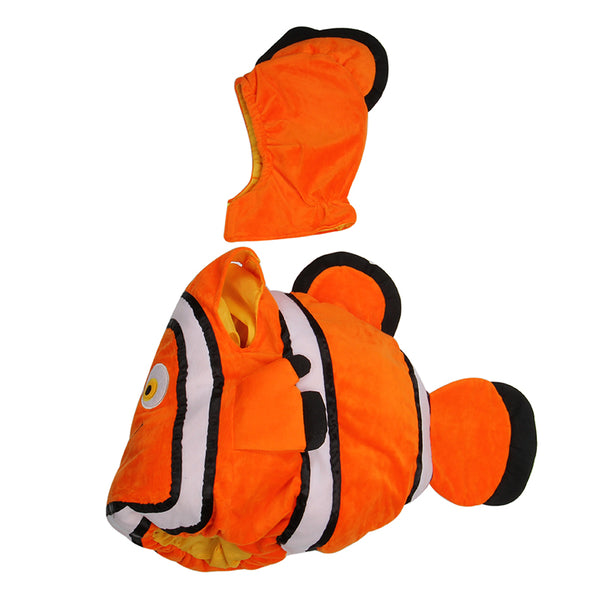 Clown Fish Deluxe Costume for Baby & Toddlers Costume