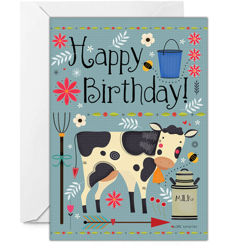An Udderly Fantastic Birthday
