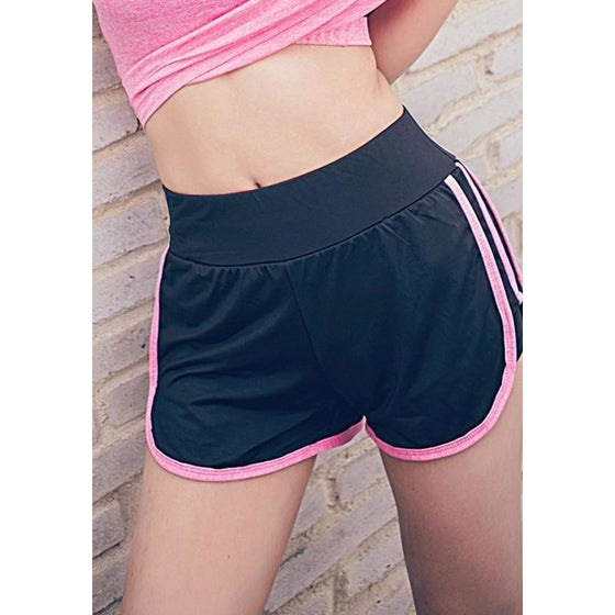 Yoga Curve Shorts (Comes in Plus Size) | Fits4Yoga