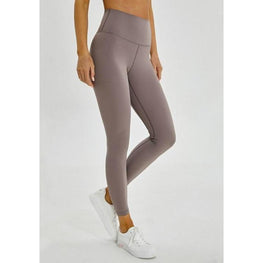 Soft Naked-Feel Athletic Fitness Leggings | Fits4Yoga