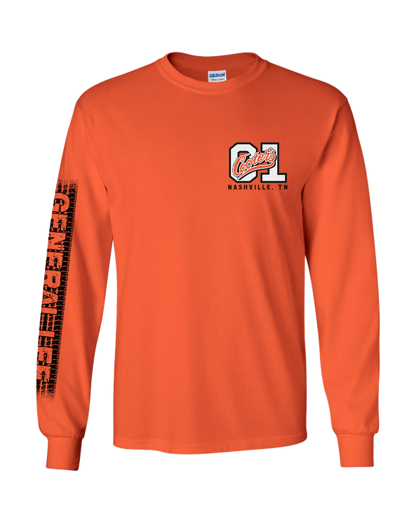 Cooter's General Lee 01 Long Sleeve T-Shirt