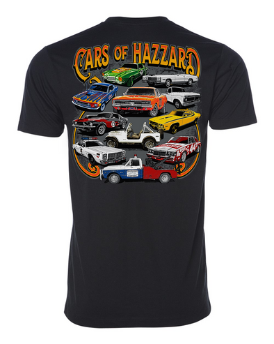Cars of Hazzard T-Shirt