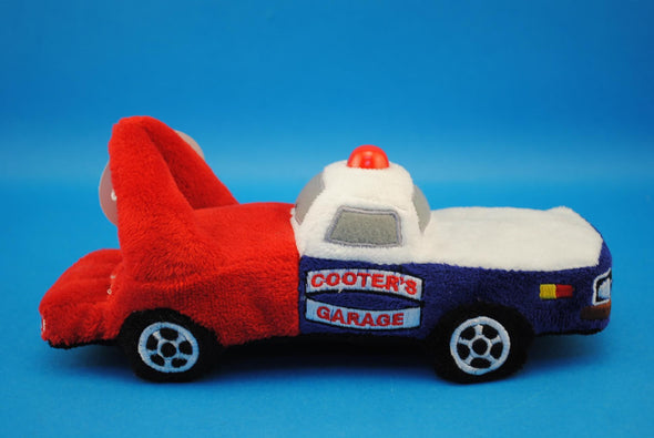 Cooter's Garage Tow Truck Plush