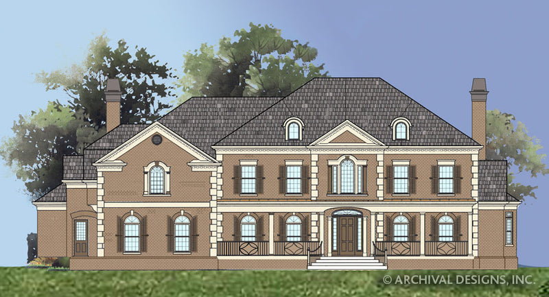 Anderson Estate House Plan