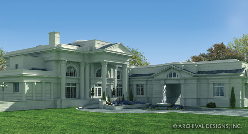 Breakers House Plan