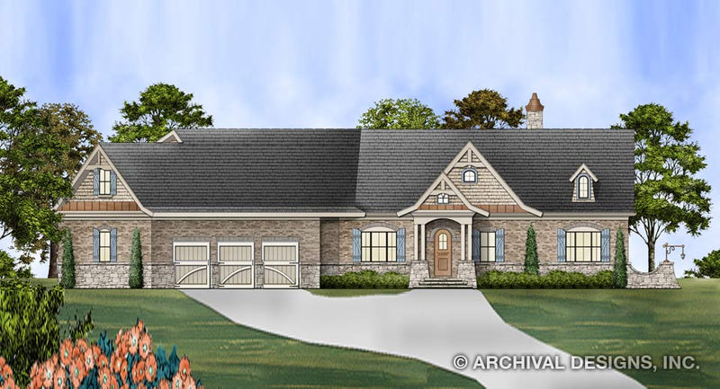 Mayberry Place House Plan