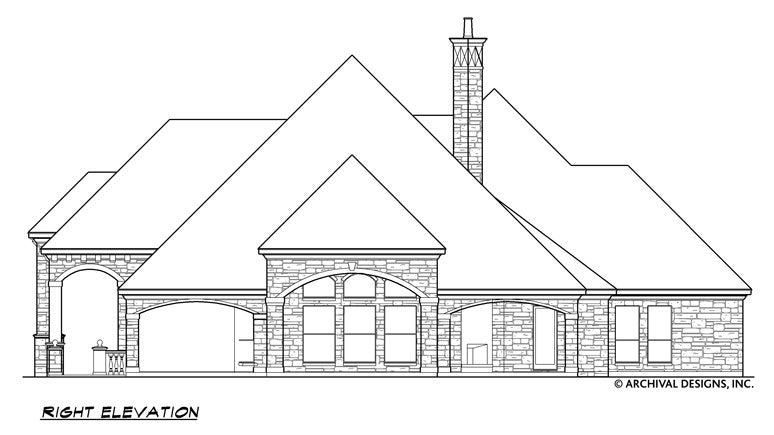 Tierney Ranch House Plan