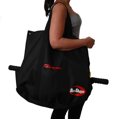 Easy to carry portable speed bag case