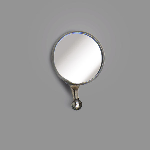 "A-2HD - Round 7/8"" Inspection Mirror, Head Assembly Only"
