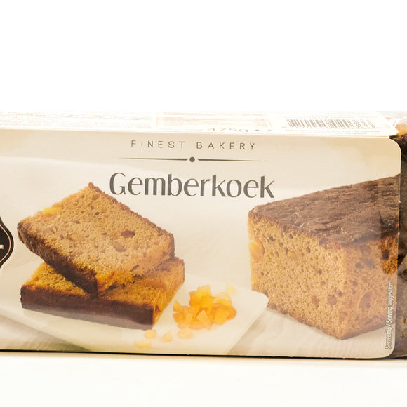 Continental Bakeries Ginger Cake 475gr