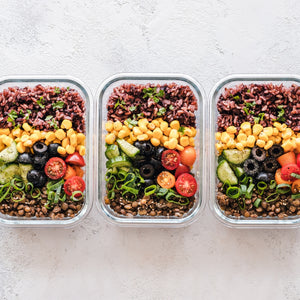 My Top 12 Meal Prep Sunday Tips