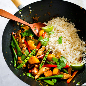 Mango Chicken Stir-fry