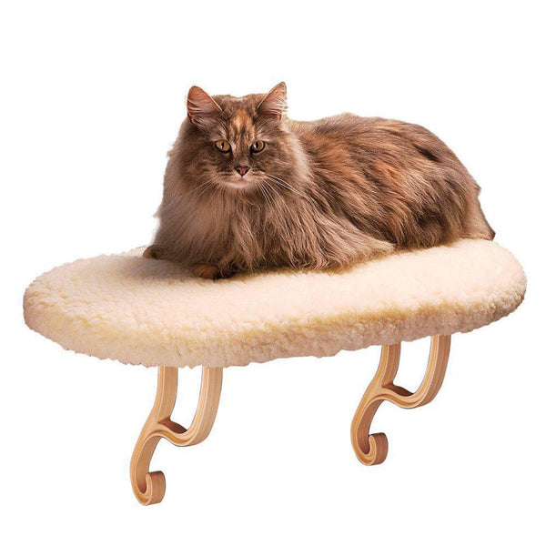 "K&H Pet Products Thermo Kitty Sill White 14"" x 24"" x 9""-Cat-K&H Pet Products-PetPhenom"