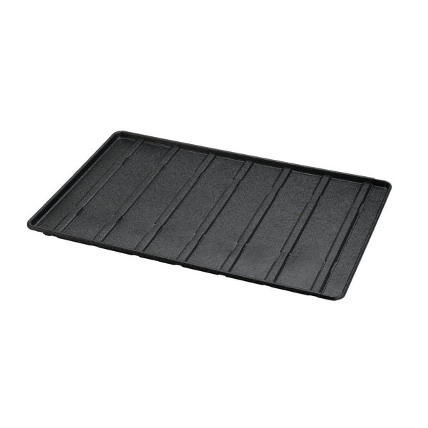 "Richell Expandable Floor Tray Small Black 37""-62.2"" x 24.8"" x 1""-Dog-Richell-PetPhenom"