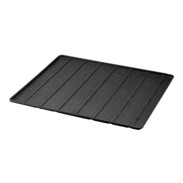 "Richell Expandable Floor Tray Medium Black 37""-62.2"" x 32.1"" x 1""-Dog-Richell-PetPhenom"