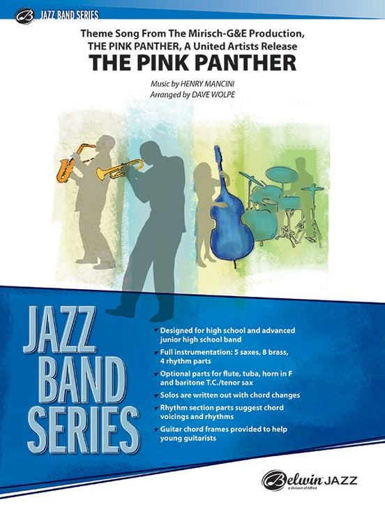 2739PB2X - Pink Panther, The (jazz ensemble) Default title