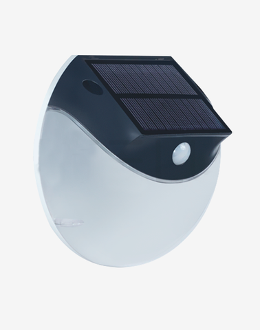 APLIQUE LED SOLAR CURVES