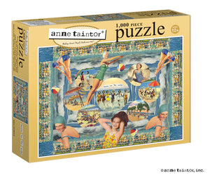 "Anne Taintor Puzzle ""born to be wild"""