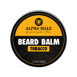 Alpha Male Beard Balm Tobacco