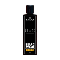 Alpha Male Beard Wash Charcoal -100 ml