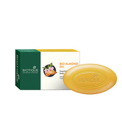 Biotique Almond Oil Nourishing Body Soap