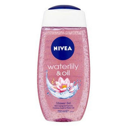 Nivea Water Lily And Oil Shower Gel 250ml