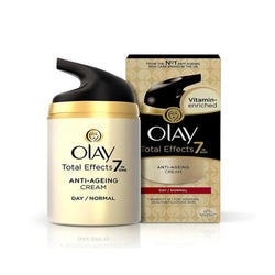 Olay Total Effects7-in-1 Anti Ageing Day Skin Cream Normal SPF 15, 50gm