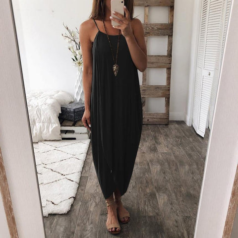 Always The Same Thing Maxi Dress - RishWish