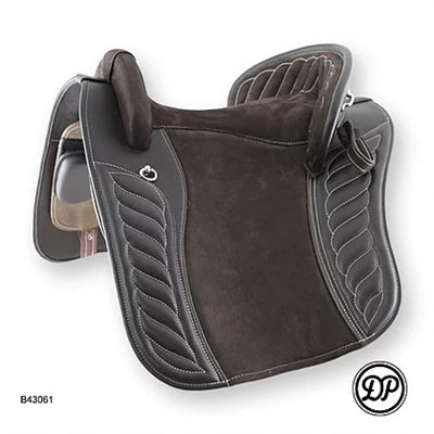 DP Saddlery Espaniola Deluxe Treeless Saddle