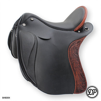 DP Saddlery Impuls Decor Saddle