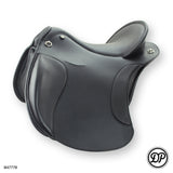 DP Saddle El Campo Shorty Black