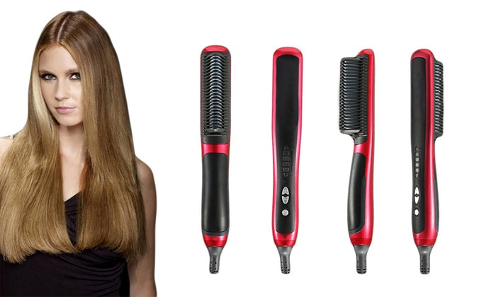 Instyler Straight Away Comb - TVShop