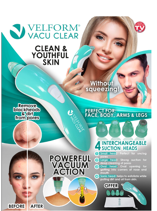 Velform Vacu Clear - TVShop