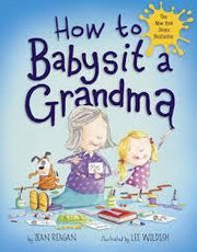 How to Babysit a Grandma Short Johns