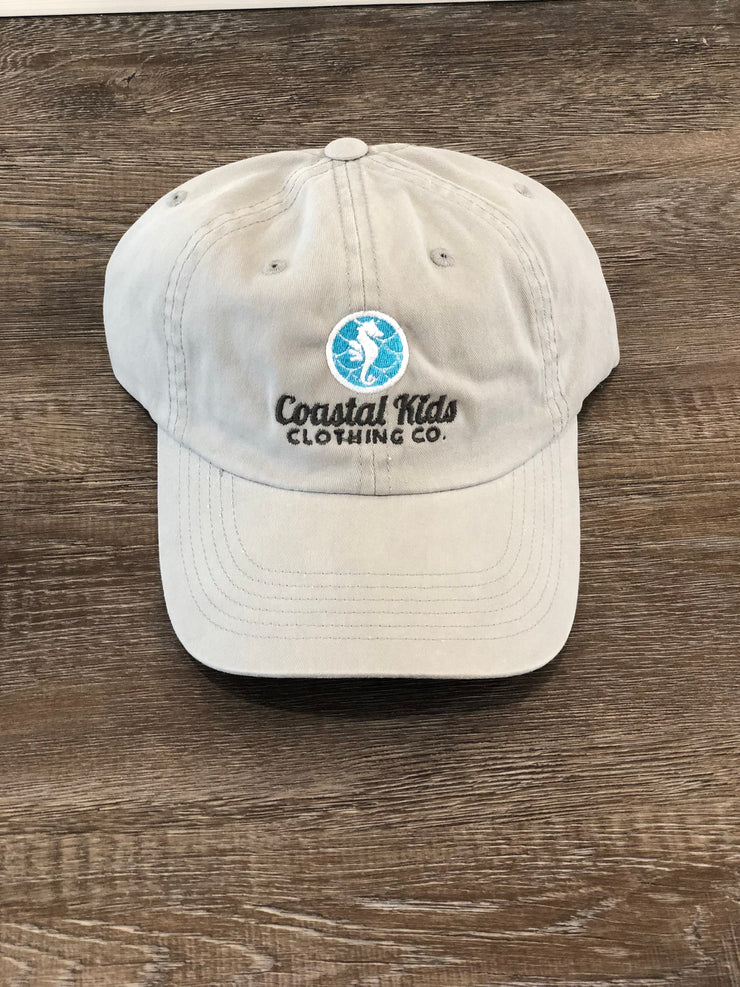 Coastal Kids Logo Cap