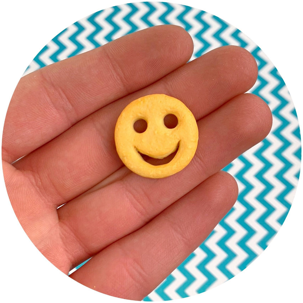 Smiley Fry Charm