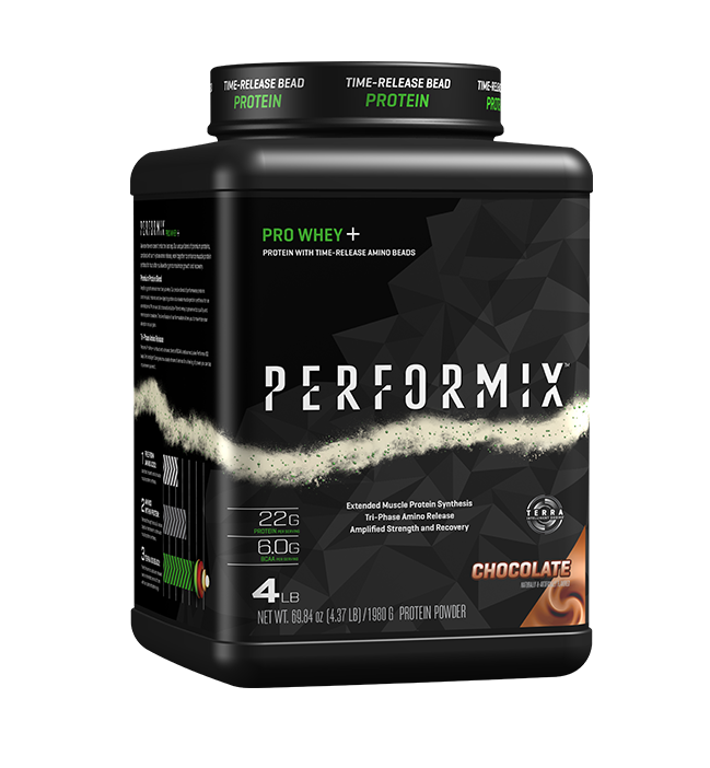 Performix Pro Whey + Strengthens Muscle Performance Multi-segment nutrient-free whey fitness formula