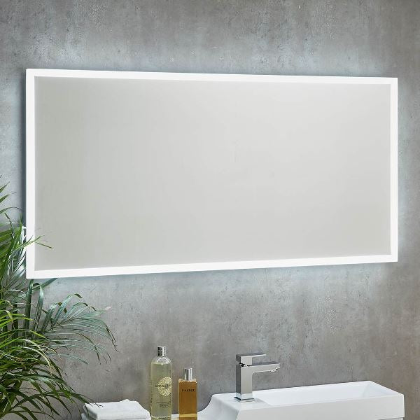 Mosca LED Mirror - Leeds Clearance Bathrooms