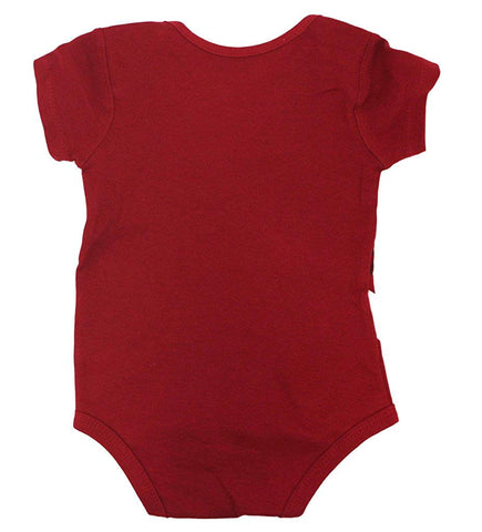 Outerstuff GEN2 Louisville Cardinals Football Baby Clothing, 1 Piece Creeper Set