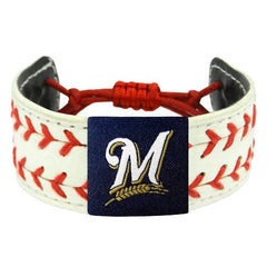 Milwaukee Brewers MLB Classic Two Seamer Bracelets