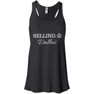 SELLING {Your City} CUSTOMIZABLE Flowy Racerback Tank