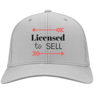 Licensed to Sell Hat
