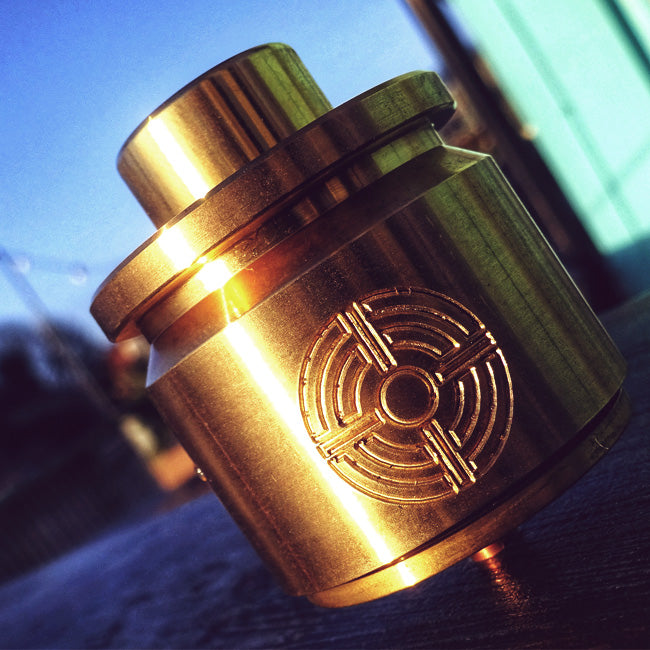 34mm RDA by Purge Mods