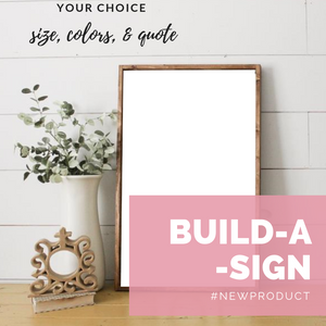 BUILD-A-SIGN