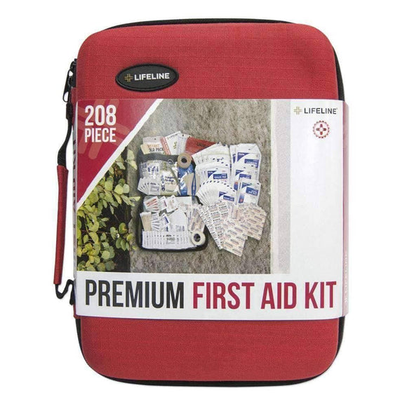 Lifeline Premium First Aid Kit (208 pieces) - My Patriot Supply