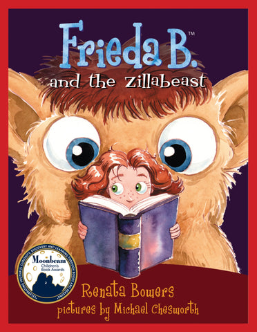 Frieda B. and the Zillabeast_School Store