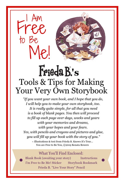 New! Storybook Activity