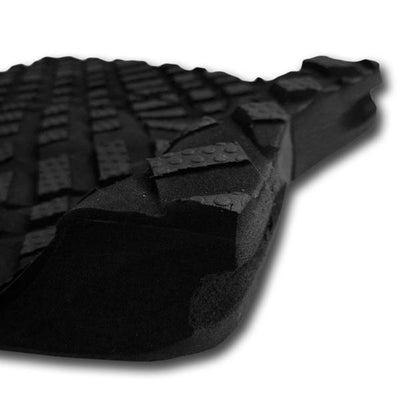 4WD 3 piece Traction Pad Black