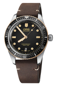 Oris Divers Sixty-Five Bronze 01 733 7707 4354-07 5 20 55